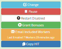 Email workers option in TurkPrime dashboard