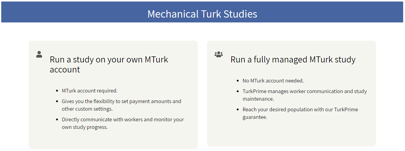 TurkPrime's Mturk Toolkit Options